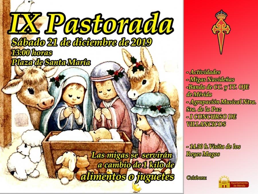 IX Pastorada Cofradía Infantil