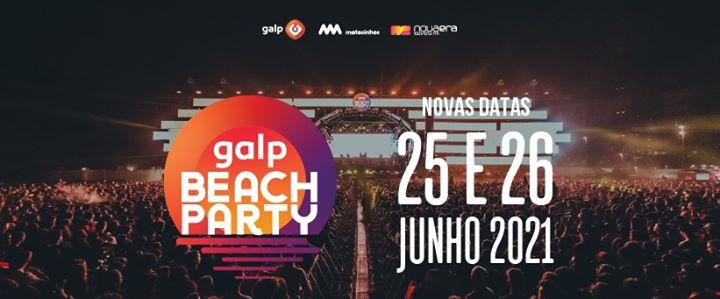 Galp Beach Party 2021