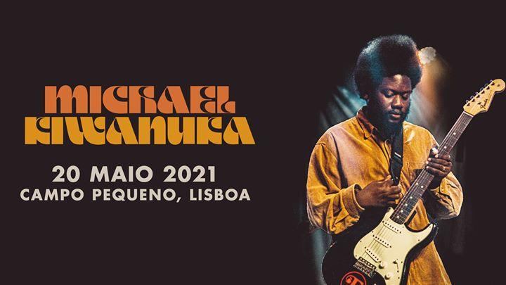Michael Kiwanuka | Campo pequeno, Lisboa