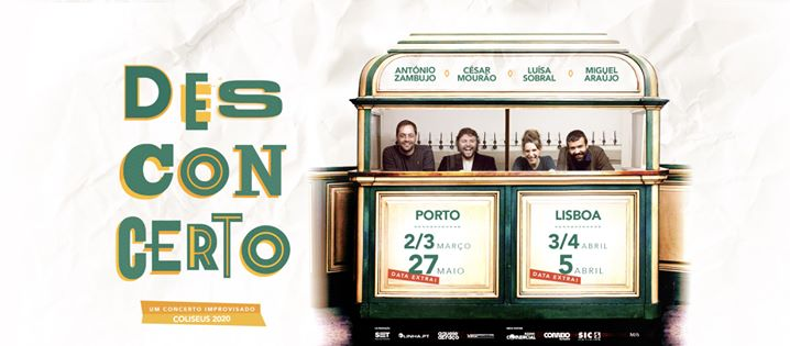 Desconcerto - Lisboa