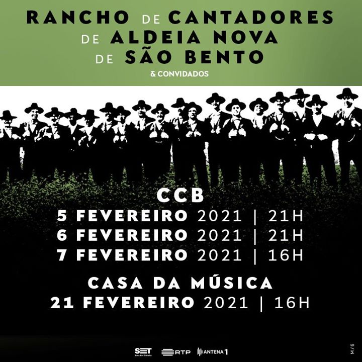 Rancho de Cantadores de Aldeia Nova de São Bento e Convidados