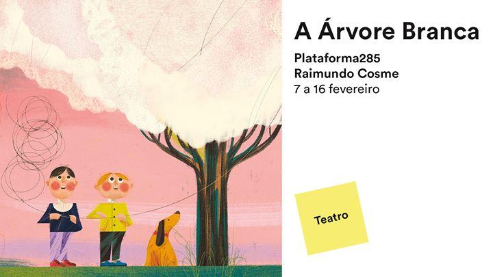 A Árvore Branca, de Plataforma285/Raimundo Cosme