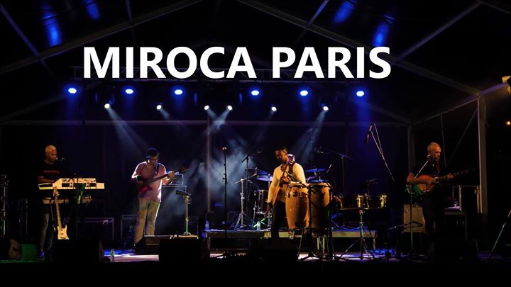 Miroca Paris concerto exclusivo: The return to Lisbon!