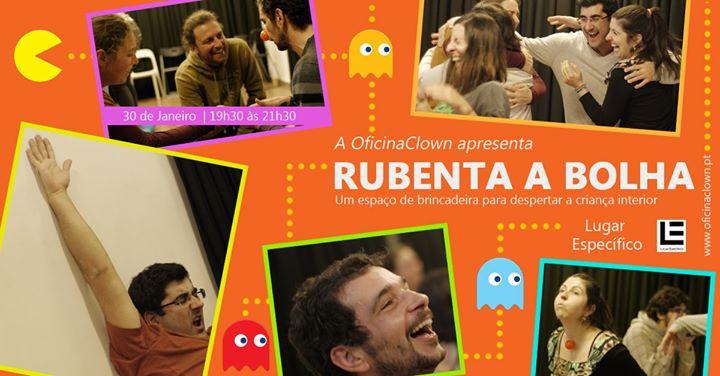 Rubenta a Bolha Lisboa