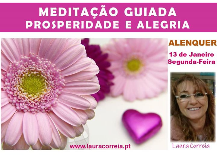 Alenquer | Meditação para a Prosperidade e Alegria