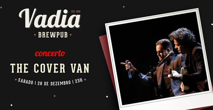 The Cover Van / / Concerto Vadia Brewpub