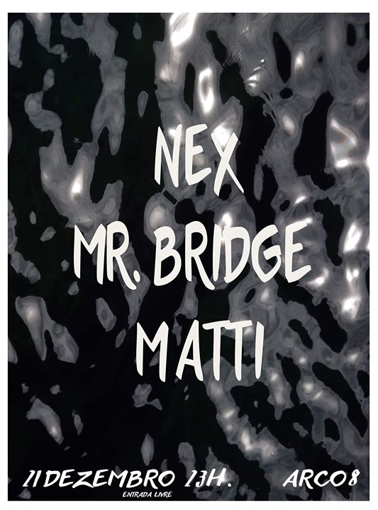 NEX vs. Mr Bridge vs. MATTI