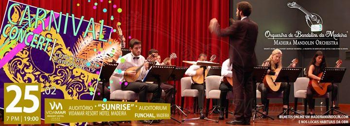 OBM | Concerto Carnaval 2020
