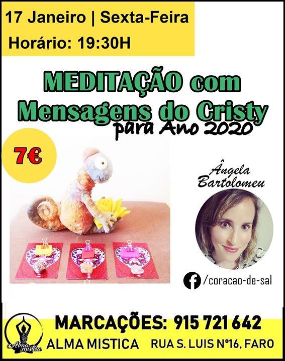 Meditaçao 17 Janeiro com Angela Bartolomeu