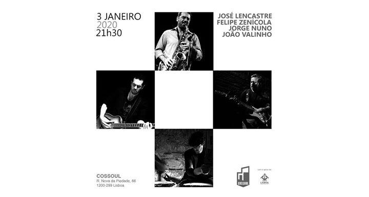Concerto – Quarteto Free Jazz / Impro