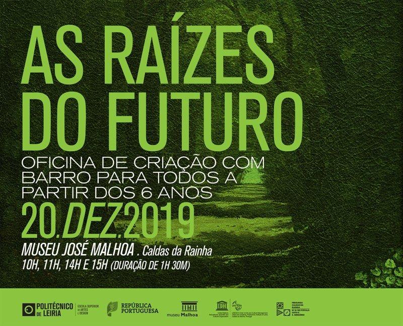 As raízes do futuro: oficina de criação com barro