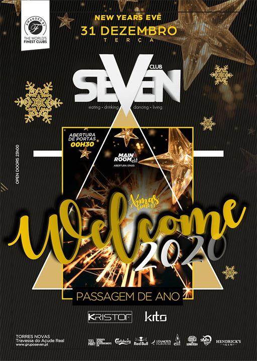 SEVEN CLUB | Réveillon 2020