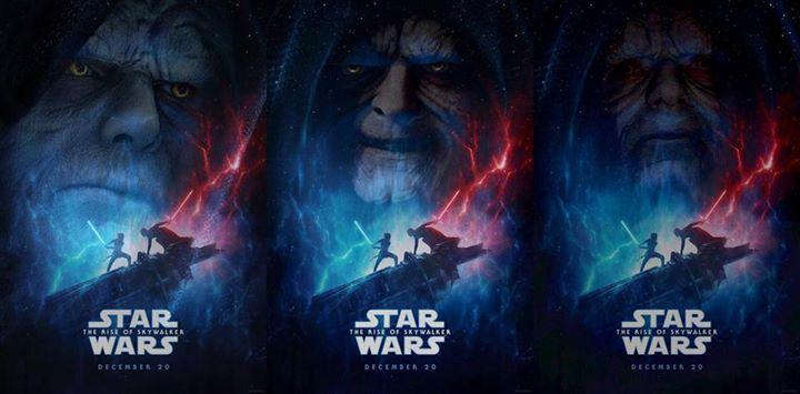Star Wars: Episódio IX- A Ascenção de Skywalker