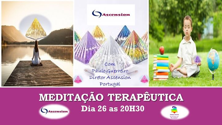 Meditação Terapêutica Ascension - Ultima De 2019