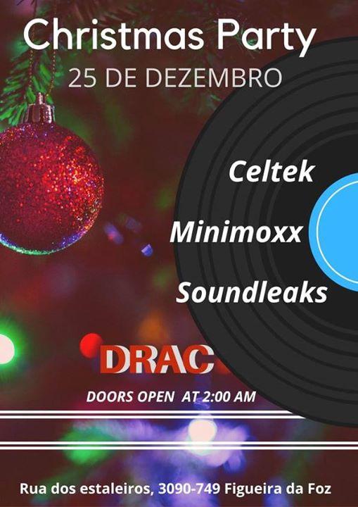 X-MAS Techno PARTY | Celtek Minimoxx Soundleaks