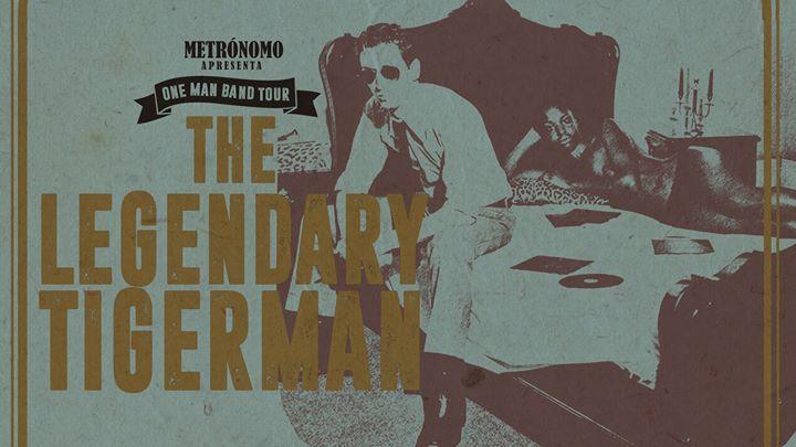 The Legendary Tigerman - Aveiro - Avenida