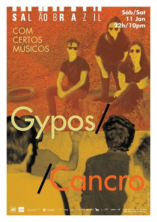 Com Certos Músicos #28 Gypos / Cancro