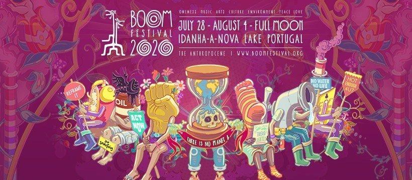 Boom Festival 2020