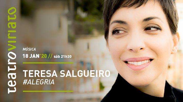 Teresa Salgueiro | #alegria
