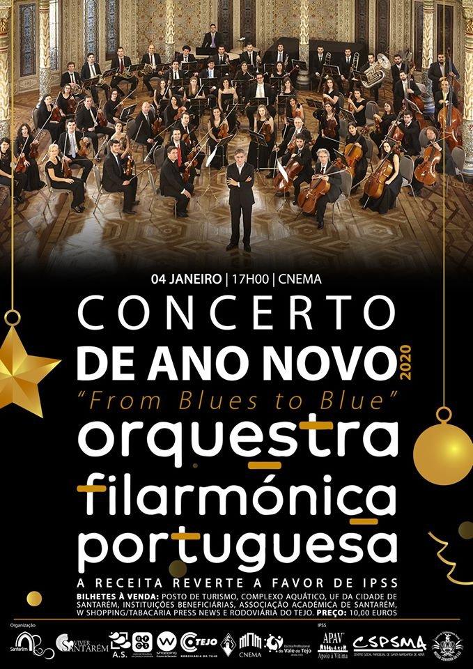 Concerto de Ano Novo com a Orquestra Filarmónica Portuguesa