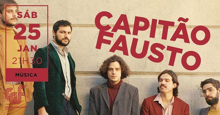 Capitão Fausto [esgotado]