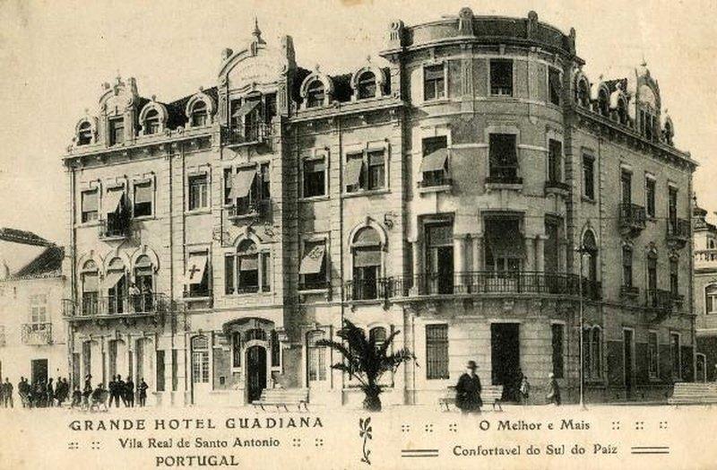 O Hotel Guadiana e os 150 anos do nascimento de Ernesto Korrodi