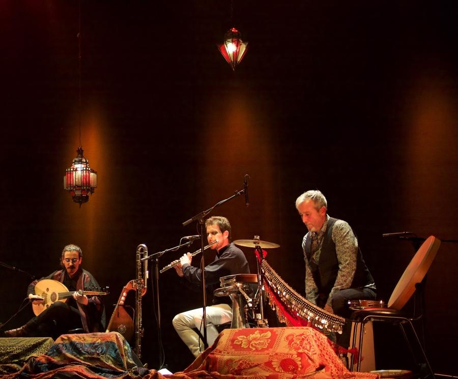 «Orontes Trio – XX Festival de Música Al-Mutamid»
