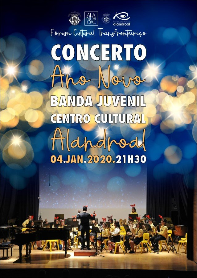 Concerto de Ano Novo - Banda Juvenil do C. C. de Alandroal