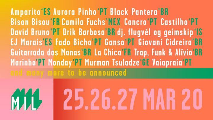MIL – Lisbon International Music Network 2020