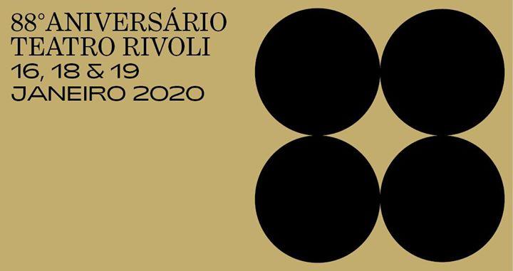 88º Aniversário Teatro Rivoli