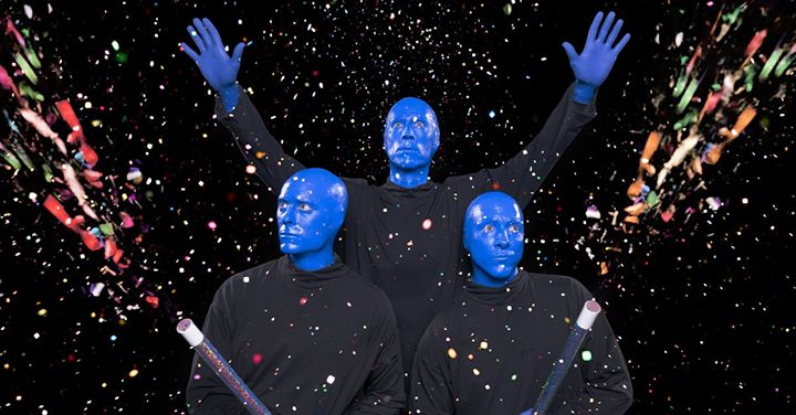 Cancelado: Blue Man Group // Coliseu Porto AGEAS