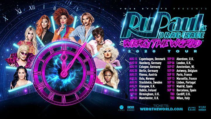 RuPaul's Drag Race: Werq The World - Lisbon
