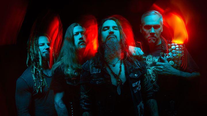 Machine Head - Coliseu Lisboa - Cancelado