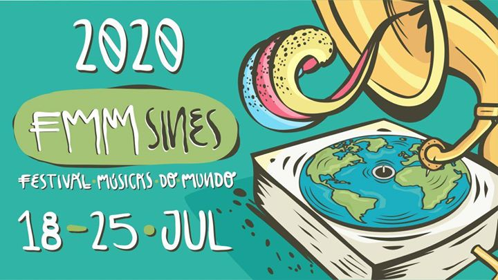 FMM Sines - Festival Músicas do Mundo 2020