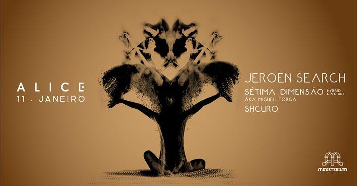 A L I C E 3.3 Jeroen Search » Sétima Dimensão live » Shcuro