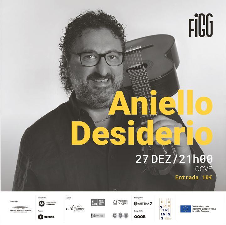 Aniello Desiderio - FIGG 2019