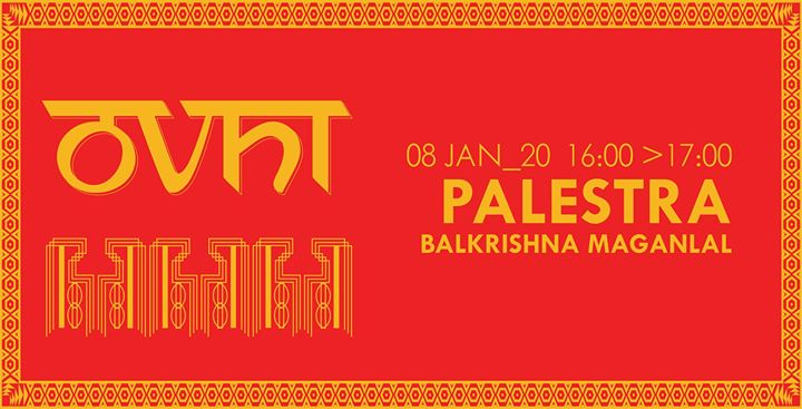 Palestra - Balkrishna Maganlal