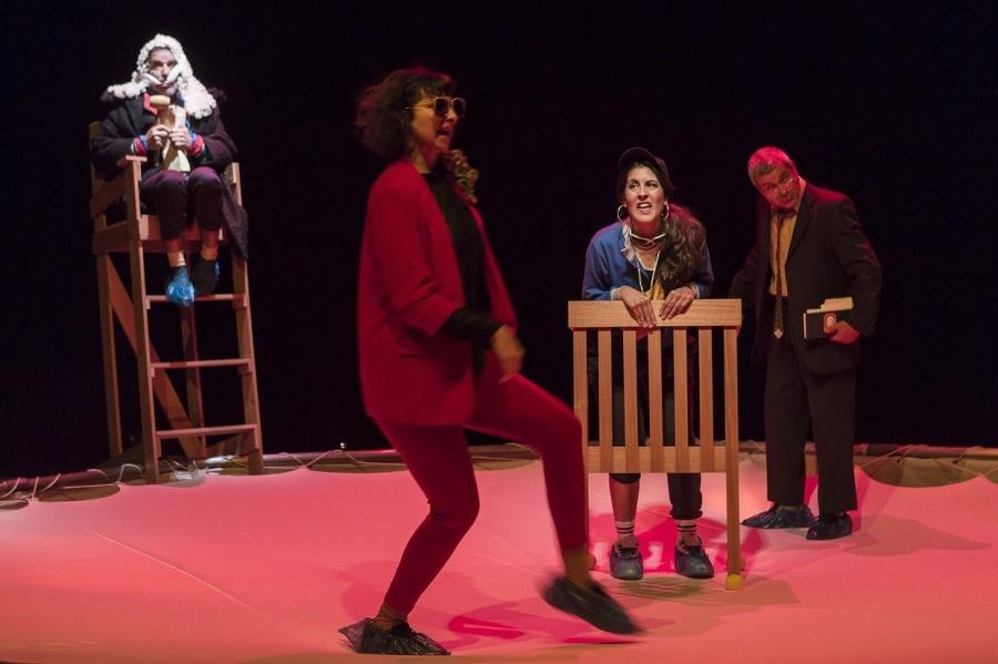 'O Último Julgamento', Teatro Regional da Serra do Montemuro