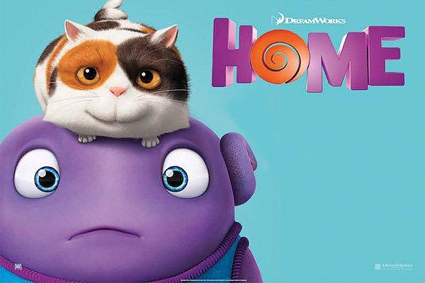 """Cinema de Animação: """"Home – A Minha Casa"""""""