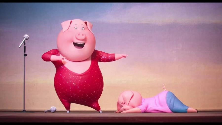 """Cinema de Animação: """"Cantar"""""""
