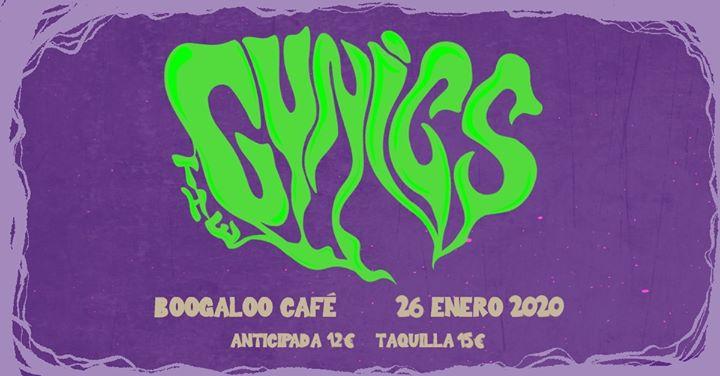 The Cynics / 26 Enero 2020 / Cáceres