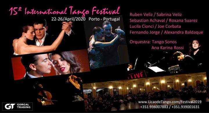 15º Porto International Tango Festival