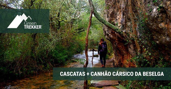 Cascatas + Canhão Cársico da Beselga