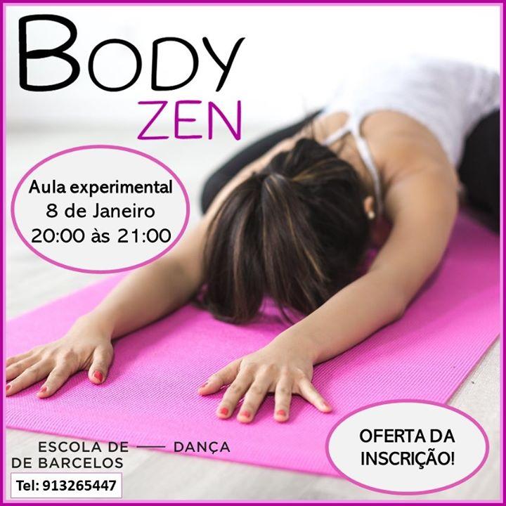 Body Zen - Aula Fusão Experimental