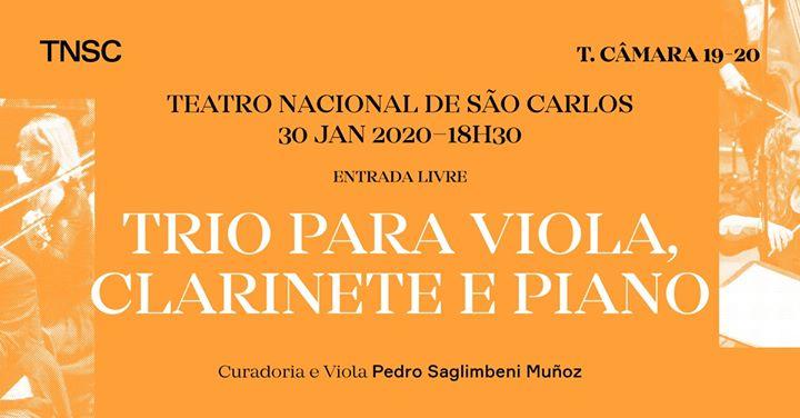 Concertos no Foyer - Série OSP: Pedro Saglimbeni Muñoz