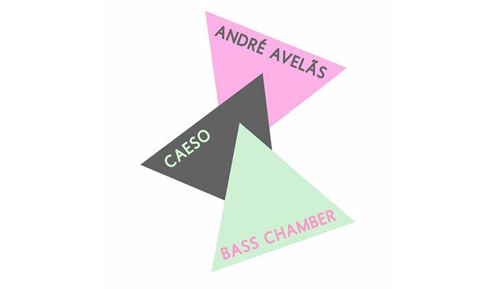 Caeso, André Avelãs, Bass Chamber /// concertos