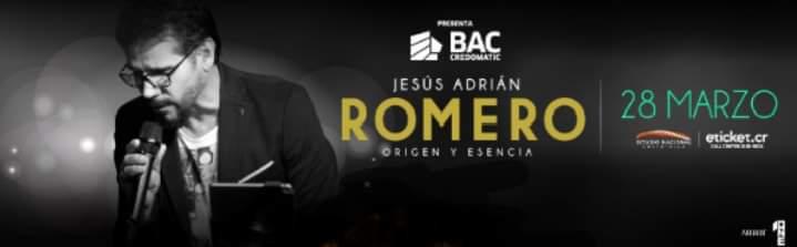 Jesús Adrian Romero En Costa Rica