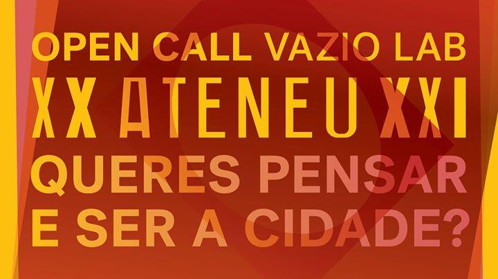 Xx Ateneu xxi :: Vazio Lab
