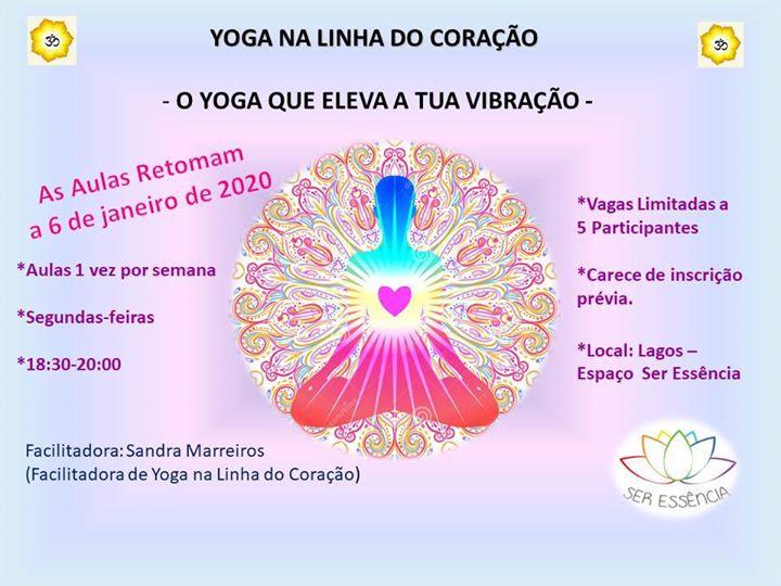 Yoga na Linha do Coração