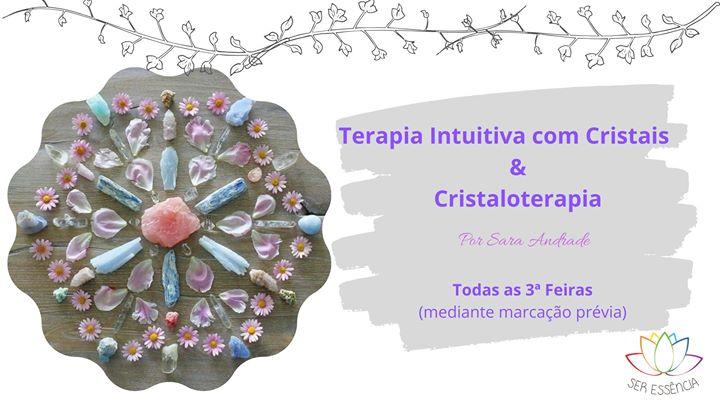 Terapia Intuitiva com Cristais & Cristaloterapia
